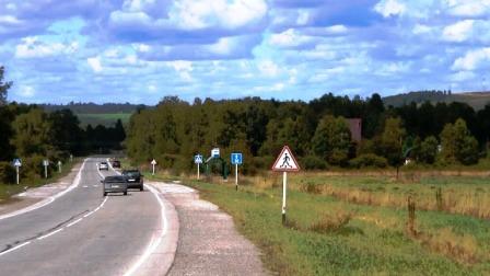 Деревня Крутая, Новокузнецкий район, Кемеровской области