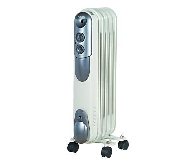 Радиатор масляный Ресанта ОМПТ-7Н 1.5 кВт